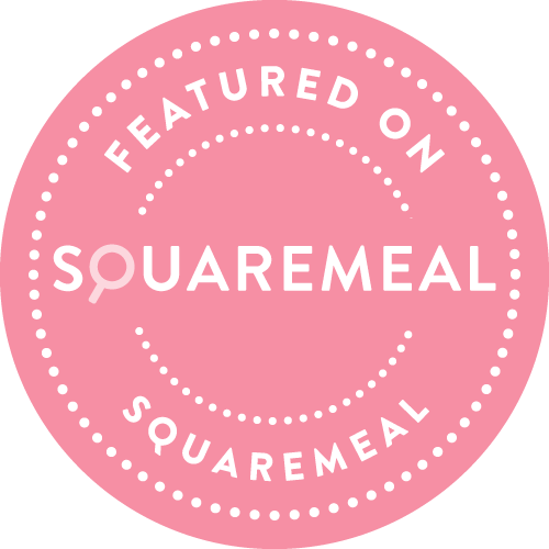 As featured on SquareMeal