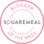 Squaremeal Restaurant Guide  - Blogger of the week