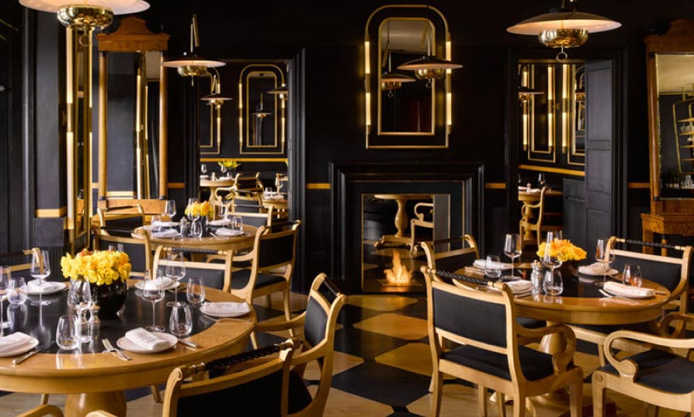 Free Private Dining Rooms Concierge Service