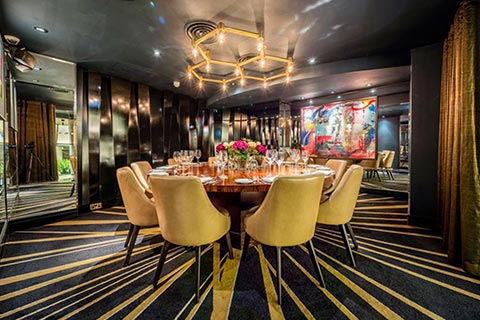 Concierge - Private Dining Rooms