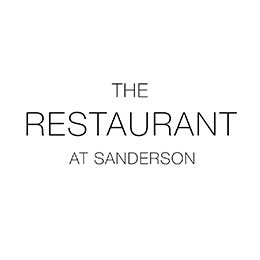Restaurant at the Sanderson
